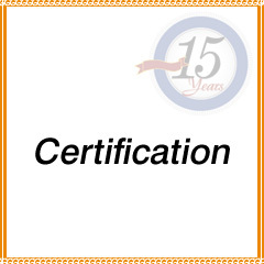 Order Accountant Certification