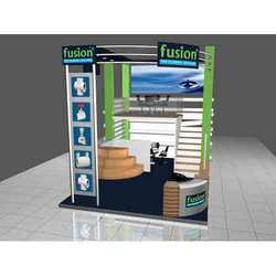 Order Exhibition Stall Designing & Fabrication Services