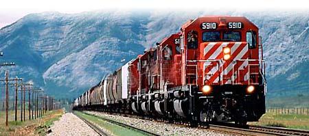 Train logistics order in Jaipur
