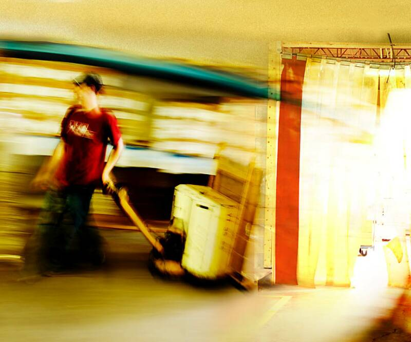 Packing, warehousing and distribution