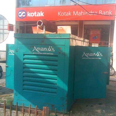 Order Generator Rental