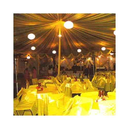 Order Party Tenting And Decorations Service