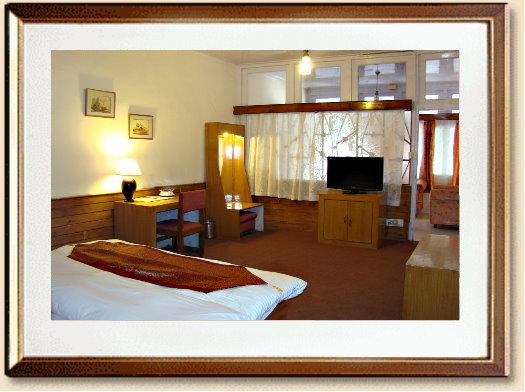 Order Hotel rooms - Super deluxe suite