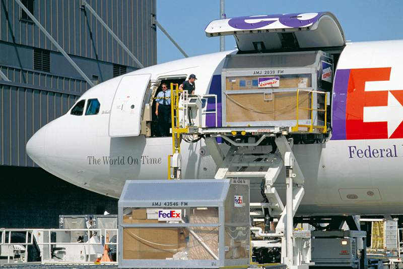 Order Air Freight Forwarding