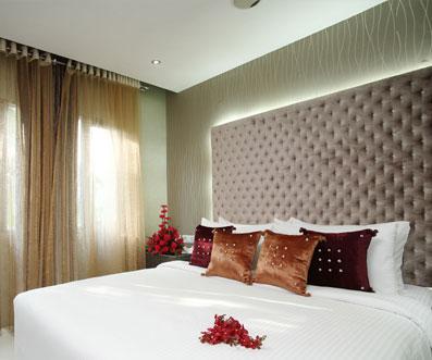 Order Hotel rooms - Junior suite