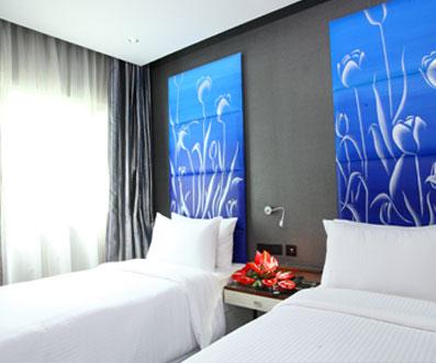 Order Hotel rooms - Deluxe suite