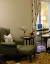 Order Hotel rooms - Deluxe allure suite