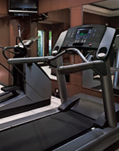 Order Hotel fitness centre