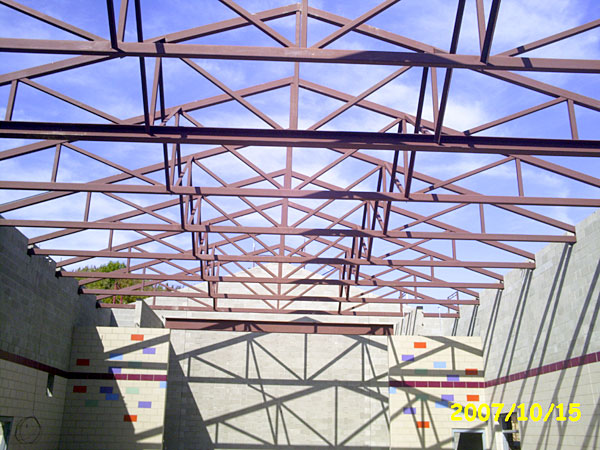 Order Structural Fabrication