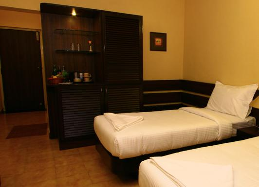 Order Hotel apartments - Deluxe rooms