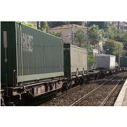 Order Domestic Cargo Services By Railway