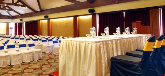 Order Hotel conference hall - Teesta