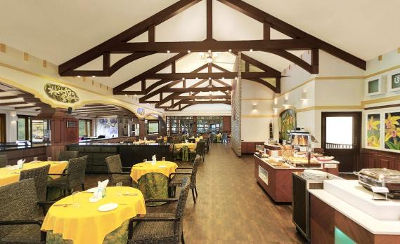 Order Hotel restaurant - Orchid