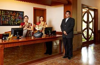 Order Hotel services - Concierge