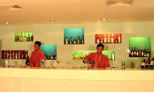 Order Hotel bar - R.E.D.