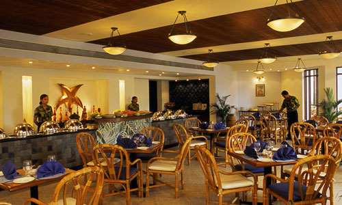 Order Hotel restaurant - The Palms