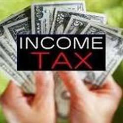 Order Income tax service