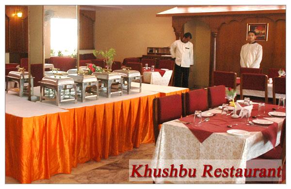 Order Hotel restaurant - Khushboo