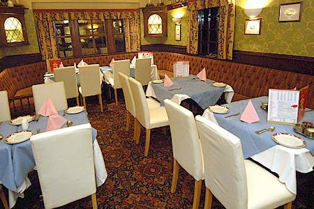 Order Hotel restautant - Celebrations