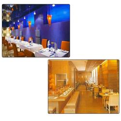 Order Hotels & Restaurants Interior Designing