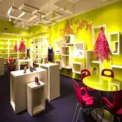 Order Show Room Interior Designing
