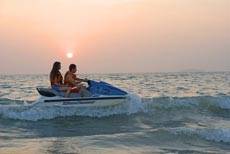 Order Hotel services - Recreational activities