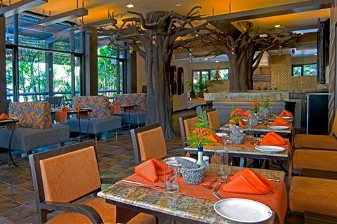 Order Hotel restobar - Forest