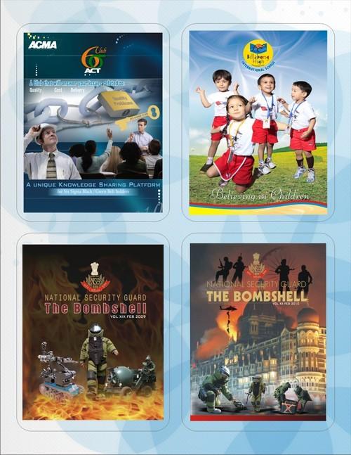 Order Brochure, Folder & Book