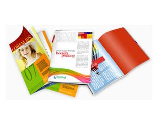 Order Booklet printing