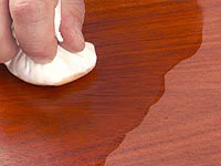 Order Wood polishing