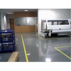 Order Epoxy Flooring Services