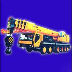 Order Truck Mobile Crane