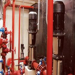 Order Fire Fighting System Installation