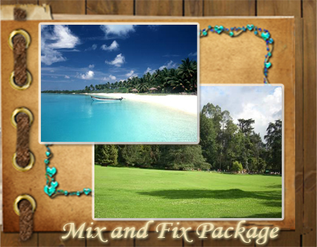 Order Mix and Fix Tours to India