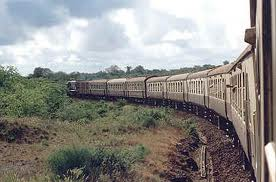 Order Train ticket booking services