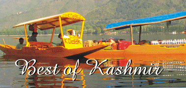 Order Tours - Best of Kashmir by Air
