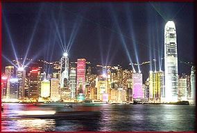 Order Tourism and rest - Hongkong