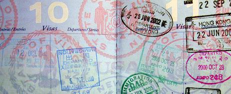 Order Passport and visa services