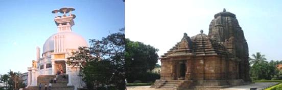 Order Excursion tours - Orissa