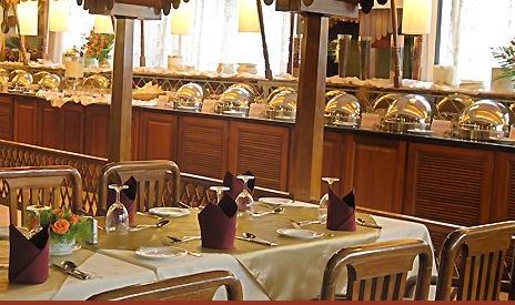 Order Hotel restaurant - The Excitement