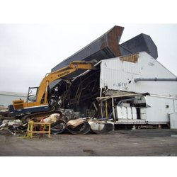 Order Industrials Plant Demolishing Service