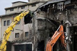Order Old Building Demolishing Service