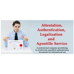 Order Certificate Attestation Services