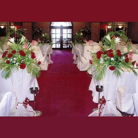 Order Wedding flower decoration