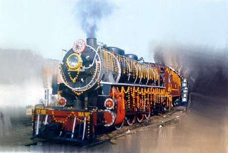 Order Tourism and rest - Luxury train tours