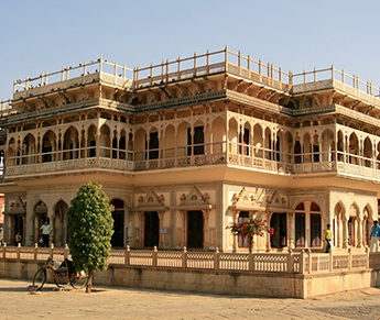 Order Rajasthan heritage tour