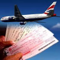 Order International Air Ticket Reservation Services