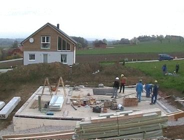 Order Building construction
