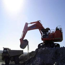 Order Earth Mover Contracting