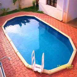 Order Construction of Swimming Pools